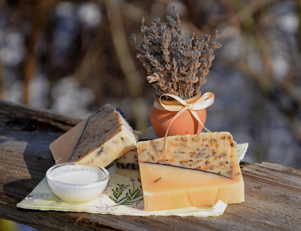 levendulás kecsketejes szappan szappan natur természetes kézműves szeged szappan ekcémára