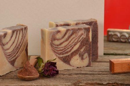 szolomagos kecsketejes szappan natur természetes kézműves